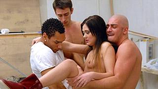 hot bed sex